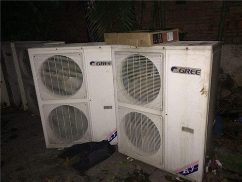 上虞二手空調回收上虞回收二手中央空調吸頂機風管機