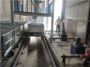 专业技工设计全自动水泥发泡保温板设备 切割锯