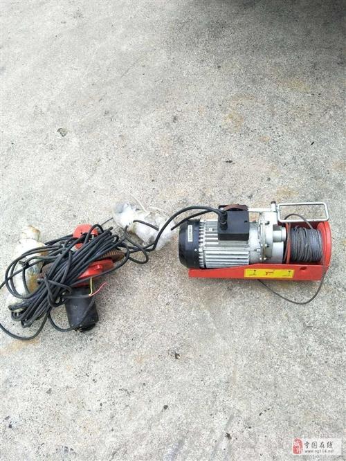 小吊机 水泵出售