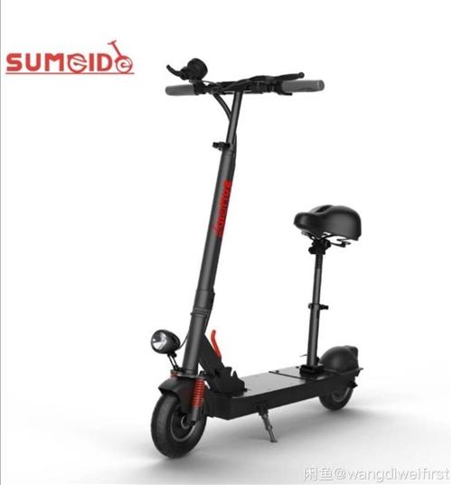 出售个人折叠电动滑板代步车,8成新