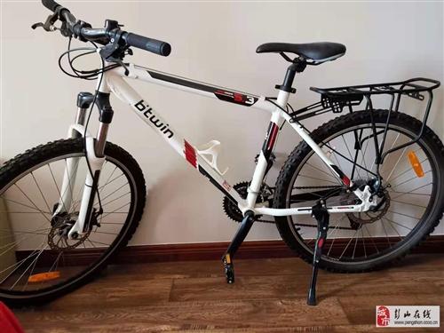 二手自行車出售,成色新