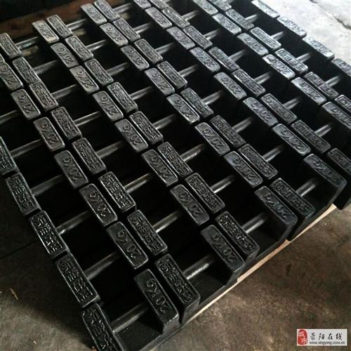 出售20公斤鑄鐵砝碼1噸