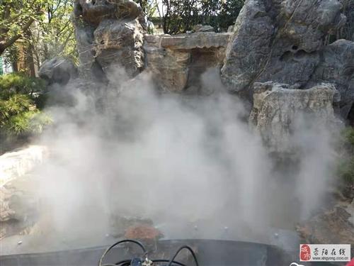 出售鄭州500米人造景觀霧森系統