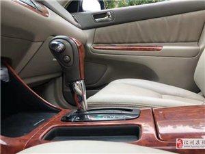丰田佳美2.4家庭私用车升级换车忍痛出售