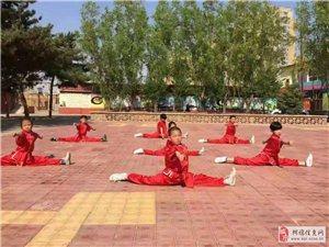 【云鹤武馆】大型儿童武术及歌舞表演活动