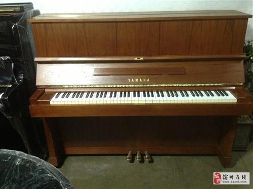 滨州鲁韵琴行专业原产原装进口二手钢琴行