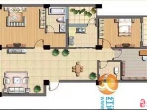 凤凰雅苑3室2厅2卫88万元