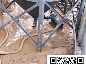沙場污水處理泵@聊城沙場污水處理泵使用現場