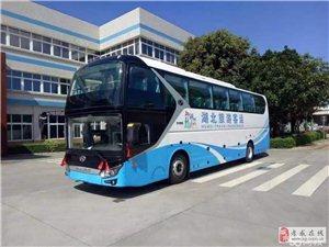 漢川旅游17到55座旅游大巴出租