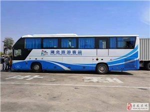應城旅游大巴17到55座旅游包車