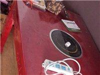 火鍋桌(帶電磁爐,4個凳子)