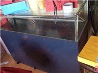 玻璃展柜(帶LED燈帶和變壓器)