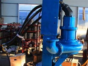 挖機耐磨采沙泵 結實牢固的液壓抽沙泵