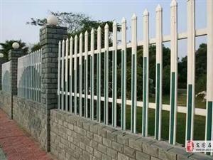 庭院塑料柵欄圍墻A大通庭院塑料柵欄圍墻廠家供貨