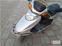 个人收一辆本田喜悦100cc踏板摩托车