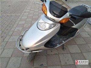 慢收一輛二手本田喜悅100cc