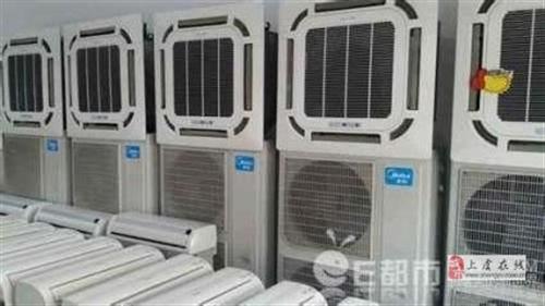 上虞市區回收公司,單位廠房舊空調大批量空調中央空調