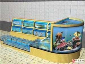 南通鱼缸、海鲜池、家装观赏鱼缸、螃蟹专卖缸设计制作