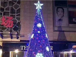 圣誕節活動道具出租圣誕節裝飾物料 圣誕樹廠家定制