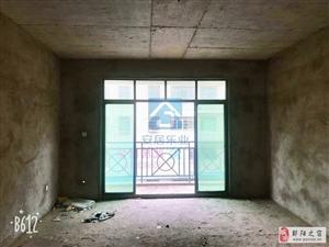 丽湖星城 毛坯 4500单价 湖城学区 东边套 南北通
