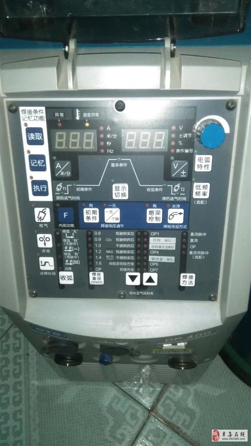 出售日本OTC双脉冲铝焊机