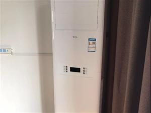 全新柜式空调,一次没使用过。转卖给需要的人