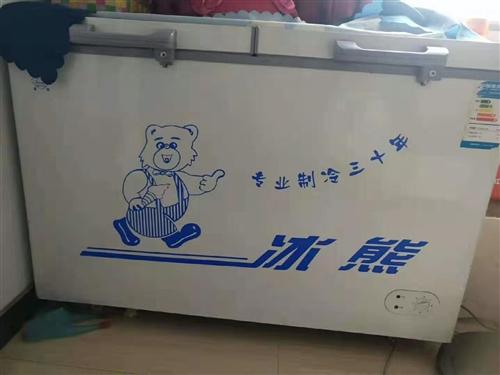 出售闲置冰熊冰箱