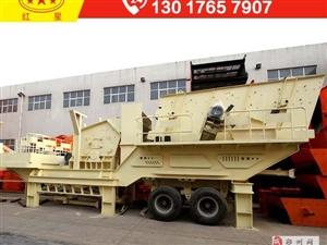 每小时40吨行走式破碎、分离机多少钱PJZ83