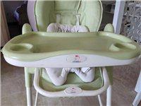 8成新儿童餐椅