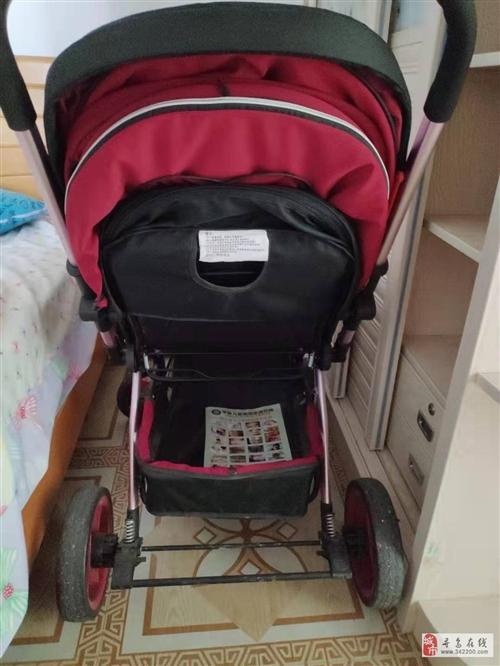 8成新婴儿推车