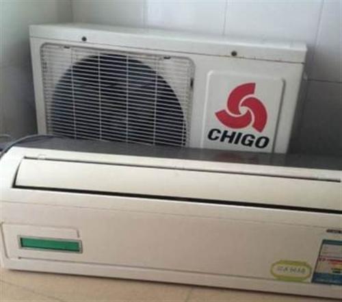 志高壁挂空调1.5匹八成新低价出售
