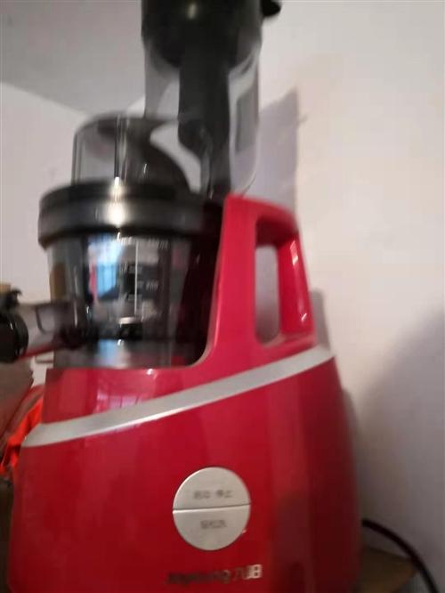 17年購買全新未用榨汁機