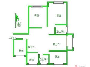 中汇花园4室2厅2卫70万元