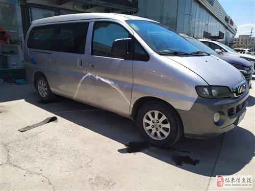 出售出租江淮8座商務車