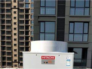老二安装中央空调、新风、全屋净水系统
