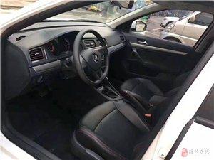 18年8月 新款朗逸 1.6自动挡 真皮座椅