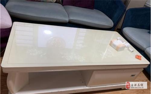5000元/九成新品牌藍天沙發/茶幾/電視柜5件套