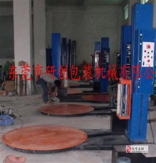 手工缠绕机深圳钢带缠绕机厂家直销