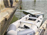 出售一张充气皮艇3.3米