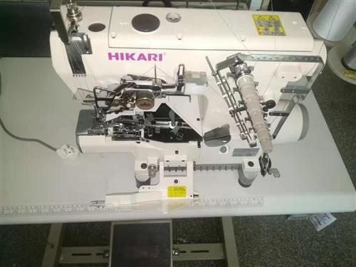转让全新富山针织缝纫机坎车冚车拉筋车