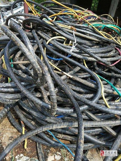 寧波廢舊金屬回收公司、寧波電纜線回收、廢電纜回收!