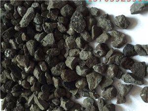 河南磁鐵礦濾料 **一級磁鐵礦濾料價格 **磁鐵礦