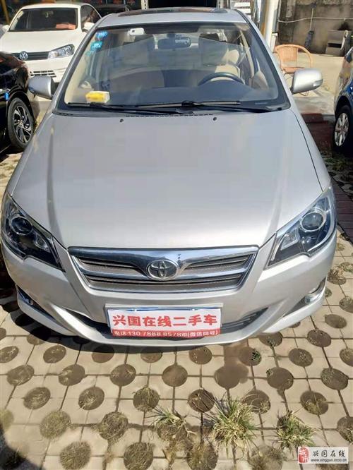 13款豐田花冠1.6L自動豪華版
