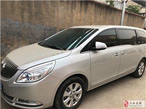 人带车 承接中短途包车业务 别克GL8商务豪华版