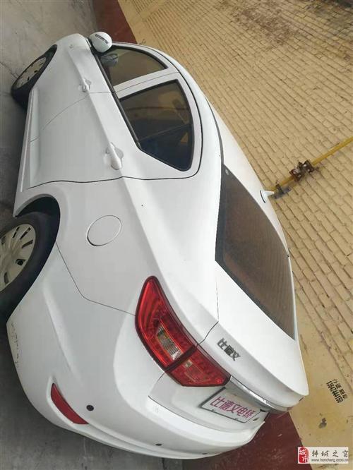 比德文電動小轎車可加油便宜出售