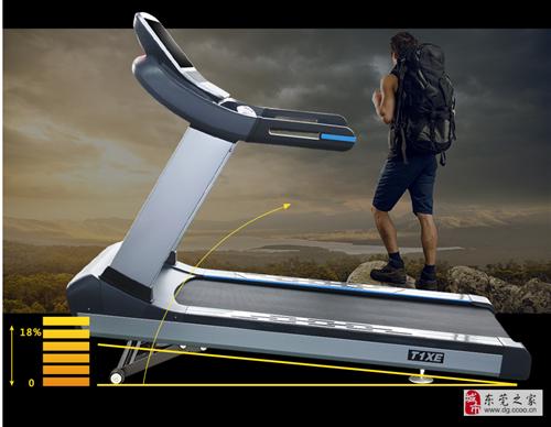 出售9成新店鋪樣機施菲特T1XE跑步機一台