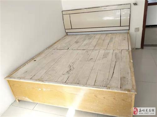 純實木床要的直接拿走1米5x2米
