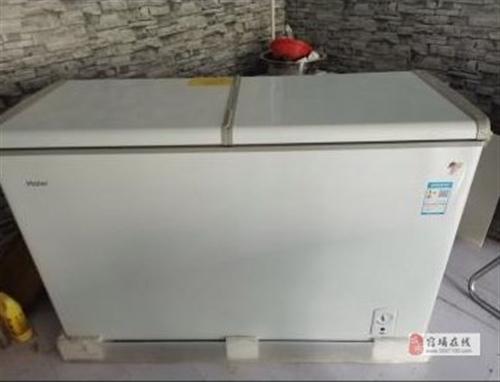海尔卧式冷藏冷冻柜出售