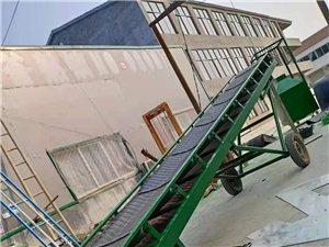 农作物粮食化肥输送机楼房上料车载提升机装车卸货神器