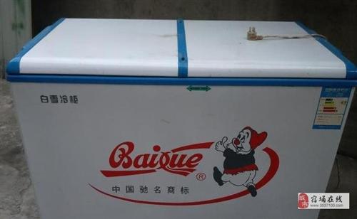 现代嘉苑冰柜